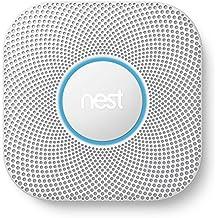 Nest Protect 2nd Generation Smoke + Kohlenmonoxid Alarm, S3000BWGB