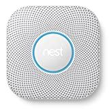Nest Protect 2nd Generation Smoke + Carbon Monoxide Alarm (Battery)