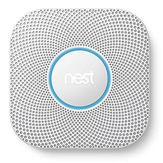 Nest Protect 2nd Generation Smoke + Carbon Monoxide Alarm (Battery) (B00ZC5F9W2) | Amazon Products