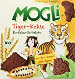 Mogli Bio Tiger Keks, 8er Pack (8 x 125 g)