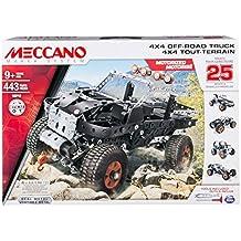 Meccano 6028599 Set costruzioni 4x4 Off-road
