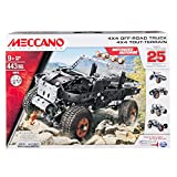 MECCANO 25 Model Set - 4x4 Truck Construction Set - Spinmaster 6028599