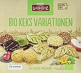 Lambertz Bio Keks Variationen, 4er Pack (4 x 320 g)