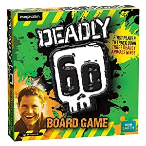 Deadly 60 Tracker Board Game