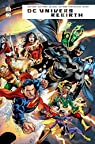 DC Univers REBIRTH par Comics