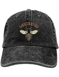 9951b2b0 Namaste with Lotus Flower Denim Hat Adjustable Womens Great Baseball Caps