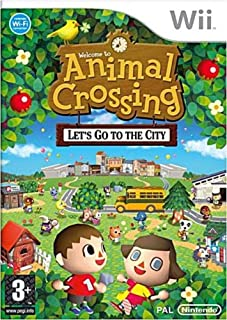 Animal crossing let's go to the city (B001HE05N0) | Amazon price tracker / tracking, Amazon price history charts, Amazon price watches, Amazon price drop alerts