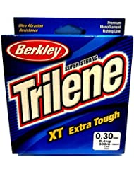 Berkley Trilene Xt extra Tough monofile 0,30 mm 8,4 kg, 300 m CLEAR