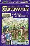Hans im Glück 48180 - Carcassonne 6. Erweiterung