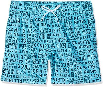 Calvin Klein Ld Boardshort, Pantalones Cortos para Niños