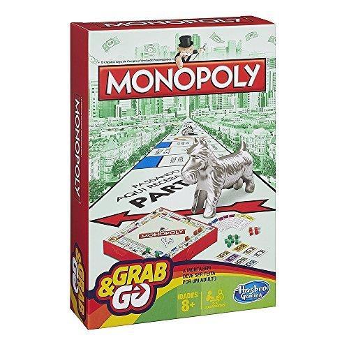 Hasbro Gaming - Monopoly Hasbro B1002190 versión