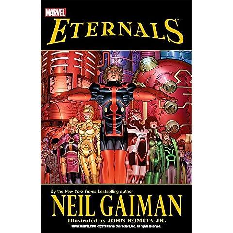 Eternals By Neil Gaiman (Eternals (2006-2007))