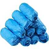Shoeshine Shoe Cover 100 Pcs (50 Pair) Waterproof Plastic Shoe Covers -Extra Thick & Quality Product
