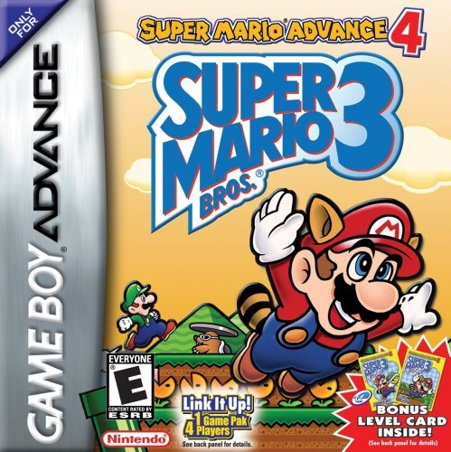 Super Mario Advance 4: Super Mario Bros 3 by Nintendo
