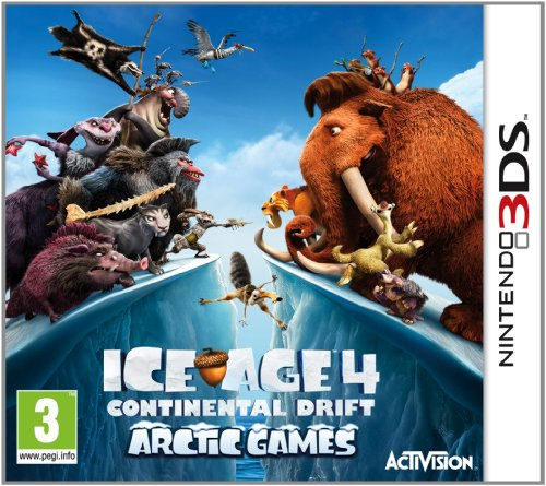 Ice Age Continental Drift [Import Englische]