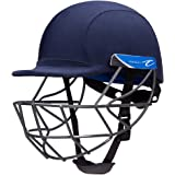 Forma Pro Axis Helmet with Mild Steel Grill Navy Blue
