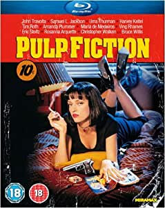Pulp Fiction [BLU-RAY] [UK Import]