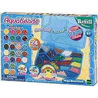Aquabeads 79638 Mega confezione di perline, Multicolore