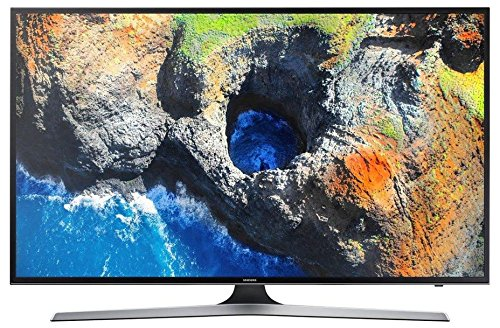 Samsung MU6170 138 cm (55 Zoll) Fernseher (AT-Version, Ultra HD, HDR, Triple Tuner, Smart TV) (Samsung Smart Tv 3d 55)