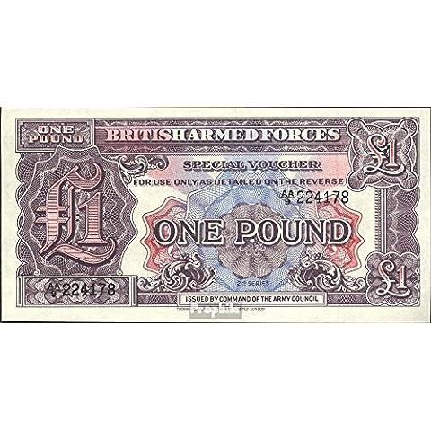 Regno Unito Pick-No.: M22a 1948 1 Pound (Banconote )