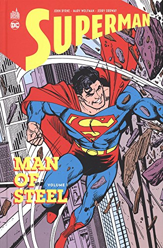 Superman Man of Steel, Tome 1 : par Collectif