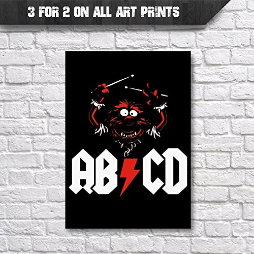 ac-dc-animal-drummer-poster-wall-art-print-a4-prints-the-muppets-buy-3-for-the-price-of-2-on-all-art
