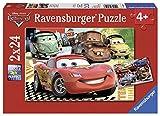 Ravensburger - 08959 - Puzzle Enfant Classique - Nouvelle Aventure - Cars 2 - 2 x 24...