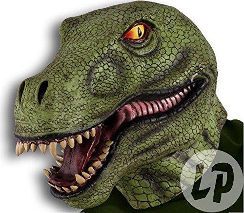 Maske Latex T-Rex–Qualität (Rex T Masken)