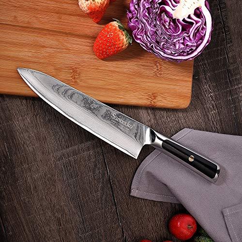 Sunnecko Küchenmesser - 4