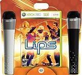 Lips (Game + 2 wireless Micros) (Xbox 360)