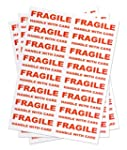 160 FRAGILE - Handle with care Labels...