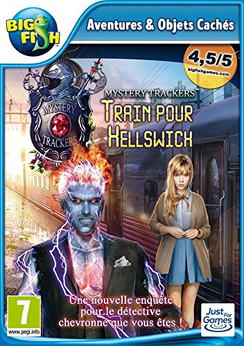 Mystery Trackers : Train pour Hellswitch |