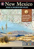 Benchmark New Mexico Road & Recreation Atlas (State Recreation Atlases)