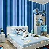 Bluelover Carta Da Parati Impermeabile Banda Portello Del Guardaroba Cucina Autoadesivo Adesivi Murali Blu