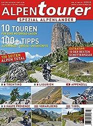 ALPENTOURER SPEZIAL ALPENLÄNDER: 10 neue Motorradtouren in den Alpen (Alpentourer Tourguide)