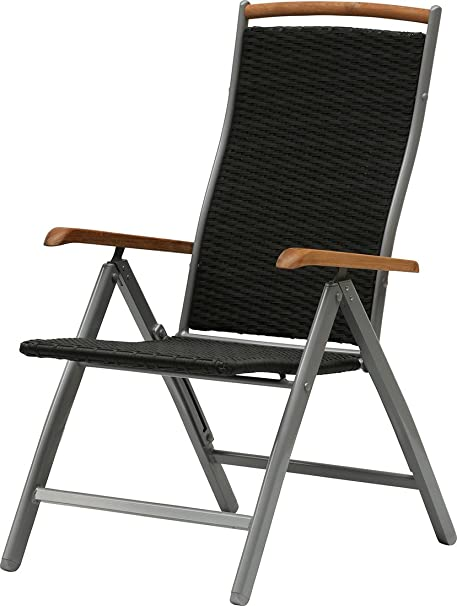 Cool Ibstyle High Lean Chairs Diplomat Blackcord Collapsible Variations Alu  Silver Blackcord Teak Rattan Dinning Set Patio Set Garden Set With Alu  Sthle ...
