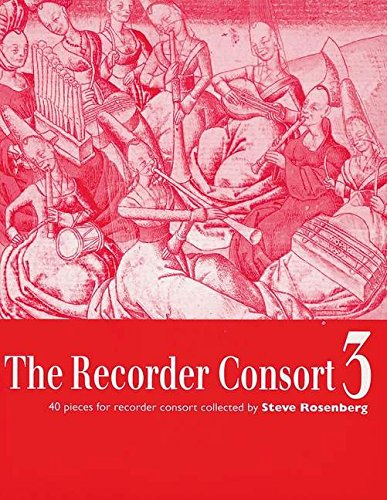 Recorder Consort 3 Flûte a Bec