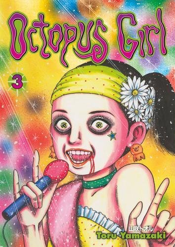 Octopus Girl 3