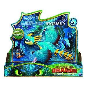 Spin Master Dragons Deluxe Dragon (asst) - Figuras de Juguete para niños, 4 año(s), Niño/niña, Animales, Dragon Riders, Dragon