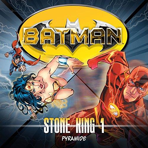 Batman - Stone King (1) Pyramide - maritim 2016