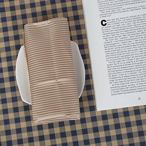 DEE3A01Multicolored hommes rayures pochette microfibre mouchoir par dan smith DEE3A0111