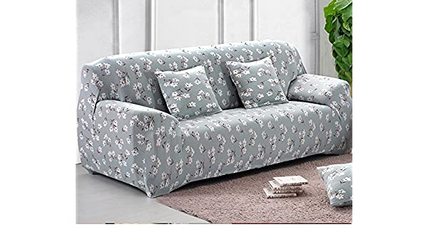 Cool Buy Imported And Floral Design 4 Seater Elastic Sofa Cover Download Free Architecture Designs Xaembritishbridgeorg