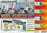 Info-Tafel-Set 'Segel-Starter-Set': Alles, was der Segel-Anfänger für den Start in den Segelsport benötigt! 4 Info-Tafeln