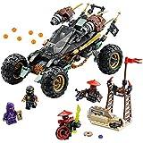 Lego 70589 Ninjago Felsen-Buggy, Spaßiges Spielzeug