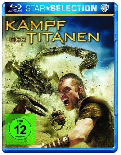 Bild von Kampf der Titanen [Blu-ray]