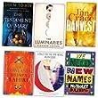 Man Booker Prize Shortlist 2013 - 6 Books