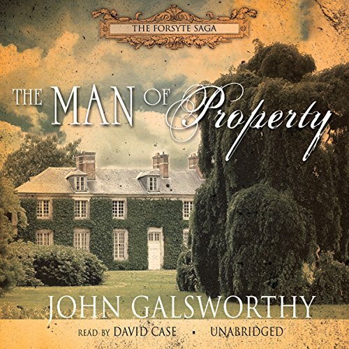 The Man of Property  Audiolibri