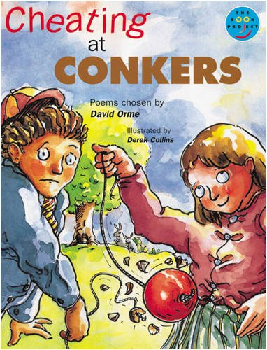 Cheating at conkers.