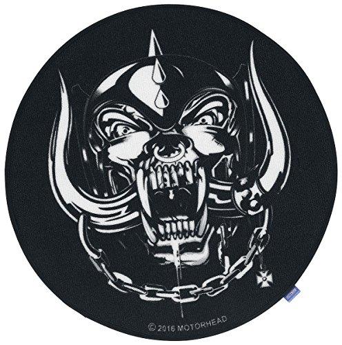 Felpudos Música Motörhead Warpig Alfombra Negro 50 cm