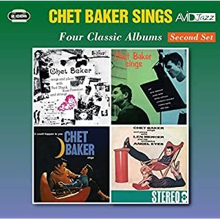 Four Classic Albums (Sings And Plays With Bud Shank, Russ Freeman & Strings / Chet Baker Sings / Chet Baker Sings It Could Happen To You / Chet Baker Sings And Plays With Len Mercer And His Orchestra - Angel Eyes)